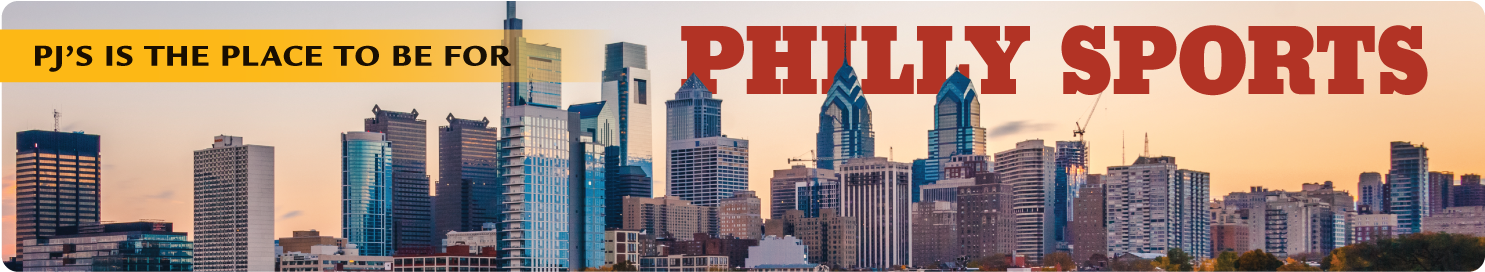 P.J. Whelihan's is the Place to Be for Philly Sports
