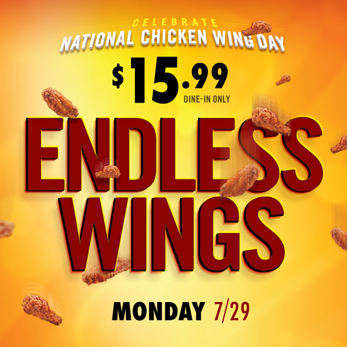 Endless Winds 7/29 - Dine-in Only
