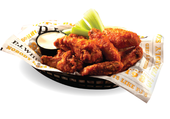 Image of PJ's Famous Wings