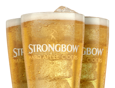 $4 Strongbow Every Monday