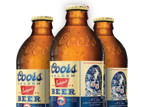 $2.50 Coors Banquet Bottles Every Saturday