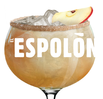 $7 Spiced Apple Margarita