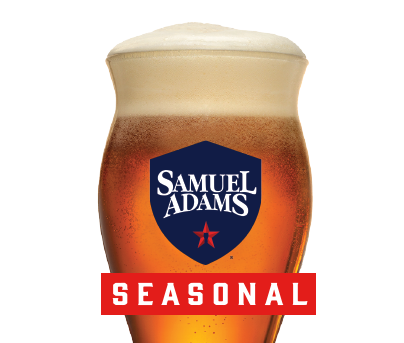 $4 Sam Adams Seasonal Drafts